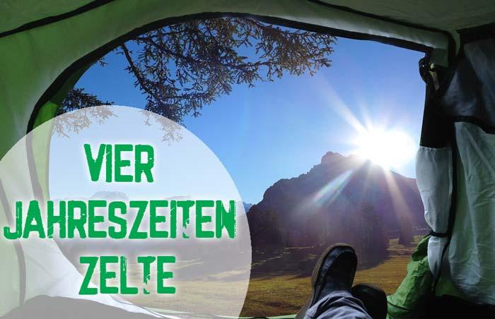 Vier-Jahreszeiten-Zelte